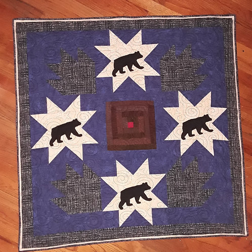 Night of the Grizzly Pattern