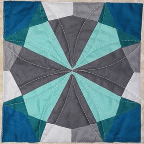 Tribes of Israel Quilt: Beryl