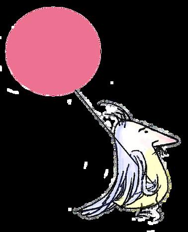 BIRD-TROLL-BALLOON