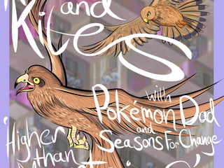 Kestrels and Kites, 'Higher Than Mountains ' EP Release, 4th July 2015