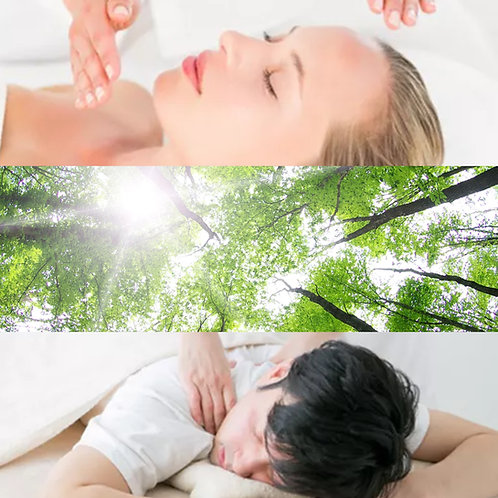 Combination Healing 60 Minutes
