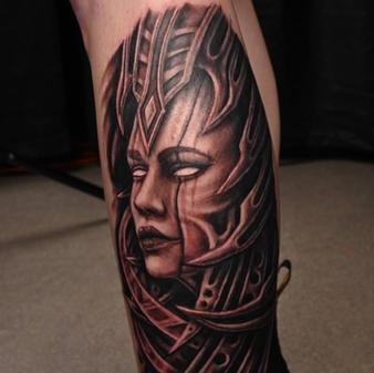 Sunday Tattoo of the Day B&G