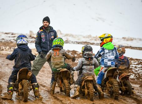 Для самых смелых - грязевые тренировки в Мотопарке Вельяминово!