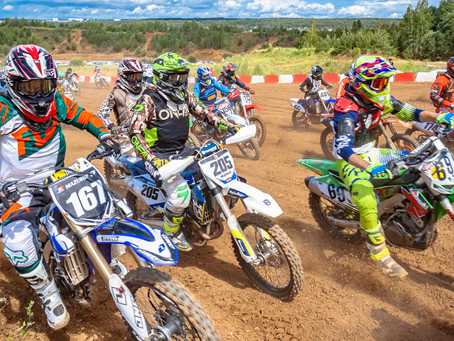 Результаты VELYAMINOVO RACE WEEKEND 2019