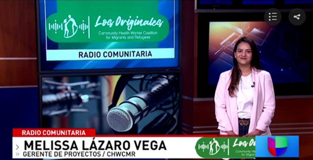 Los Originales CHW Radio en Univision