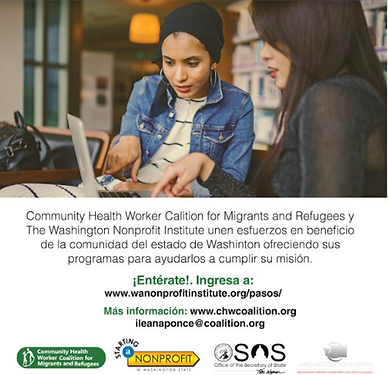 Know more about WA Nonprofit Institute