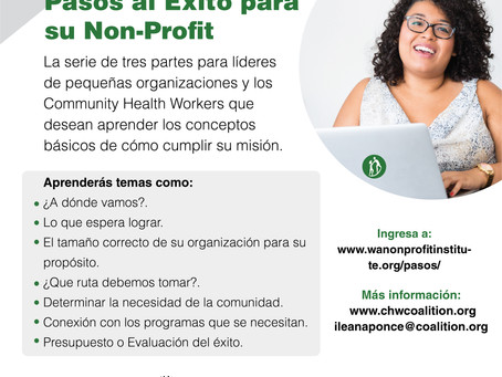 If you would like to open your own Non-profit, we invites you to join this important workshop.
