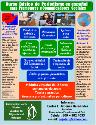 CHWCMR has a Free Course in Spanish for you.