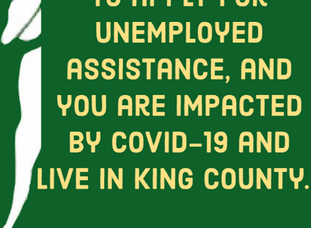 If you are impacted by COVID-19 and live in King County, you may qualified ...