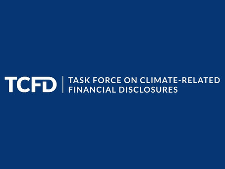 ClimateAbility Support for the Task Force on Climate-related Financial Disclosures