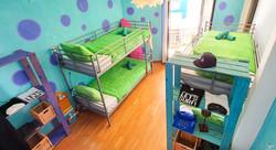 4 Bed Dorm Ericeira Surfcamp