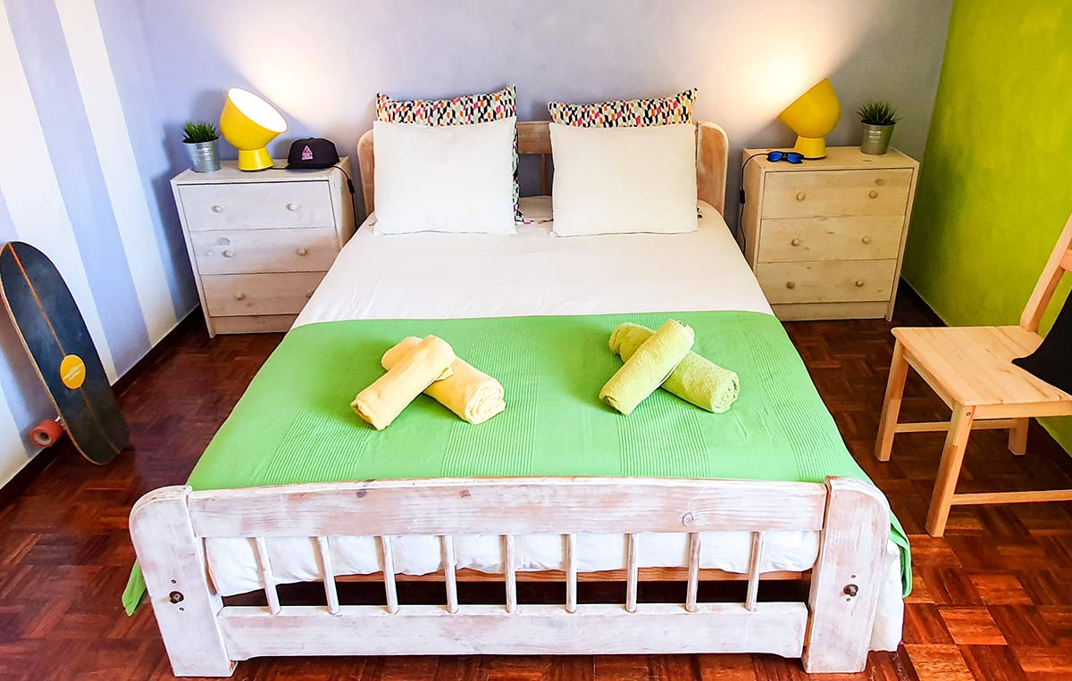 Double Room Ericeira Surfcamp