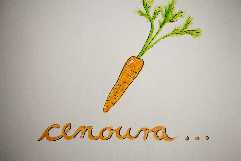 cenoura room