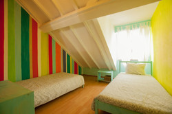 Twin room tomate Ericeira Surfcamp