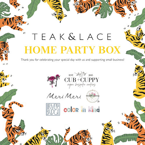 HOME PARTY BOX (ANIMAL)