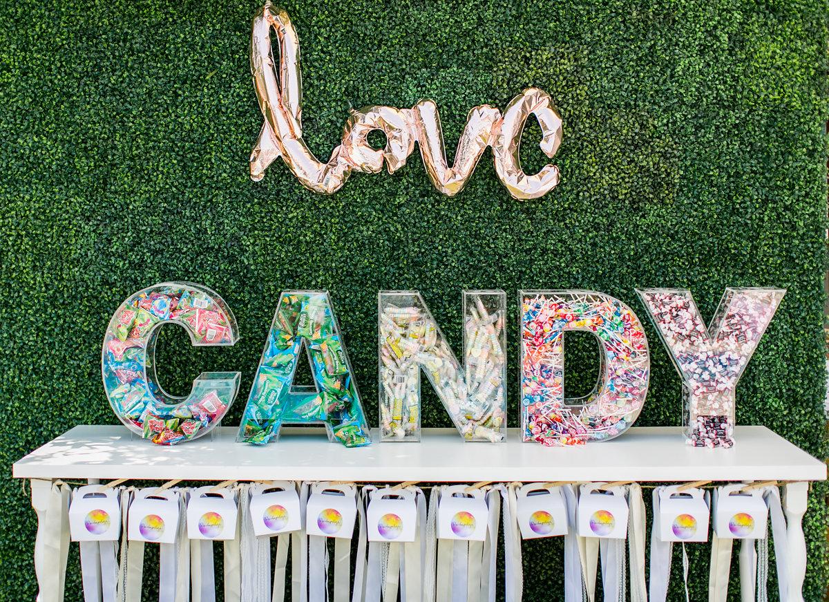 Dessert & Candy Display