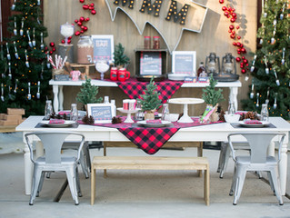 Teak & Lace Holiday Cookie Party