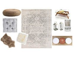 Rugs, Pillows & Picnic