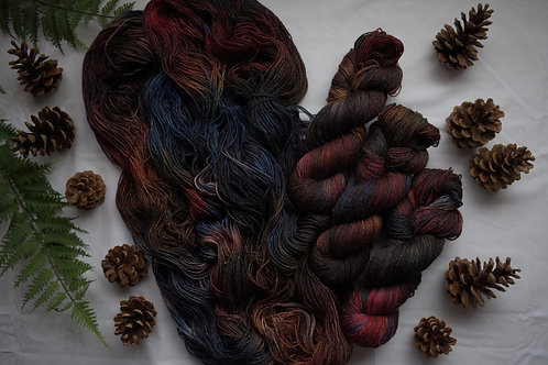 Autumn Nights - Gilded Merino