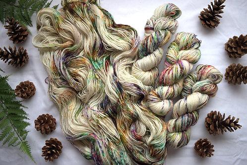 Spring in Autumn - Pasture Sock