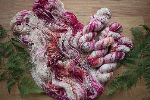 Hibiscus Tea - Heather Sock