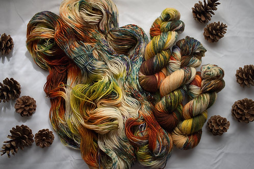 October - Pasture Sock