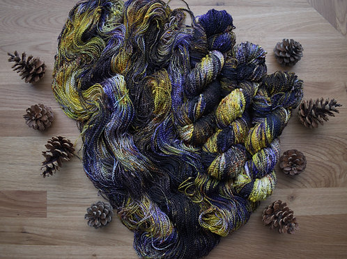 Autumn's Essence - Pearl Merino