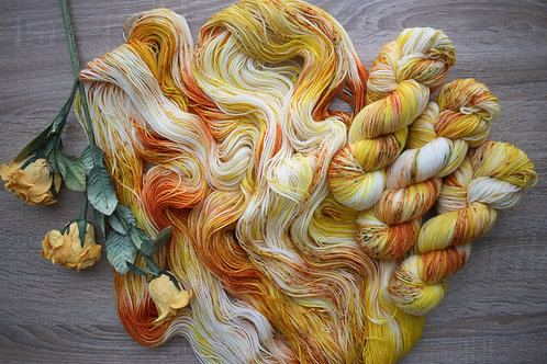 Saffron - Prairie Sock