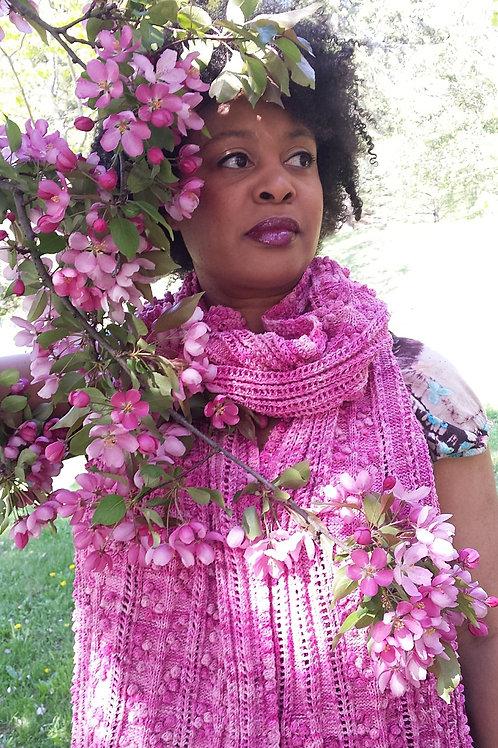 Fleurish Shawl - Knit Pattern