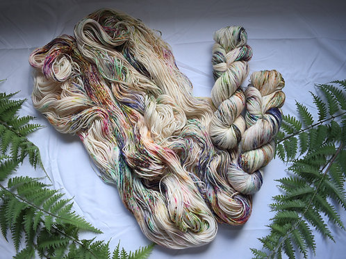 Spring in Autumn - Prairie Sock