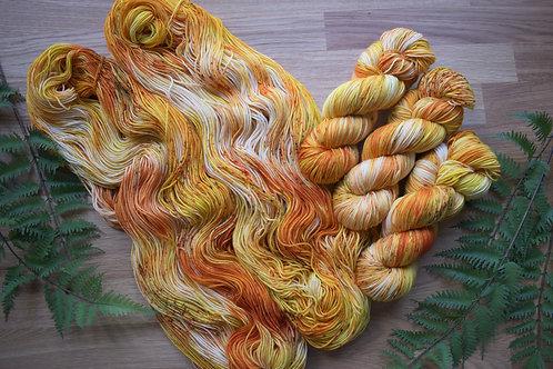 Saffron - Heather Sock