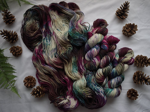 Hydrangea - Pasture Sock