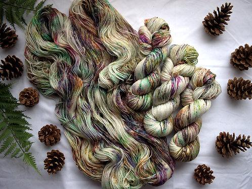 Spring in Autumn - Gilded Merino