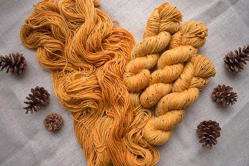 Goldenrod - Highland Tweed DK