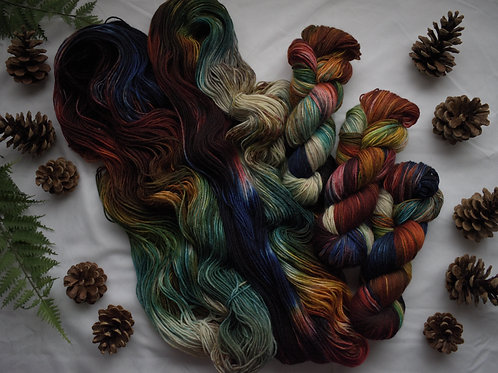 A Butterflies Dream - Pasture Sock