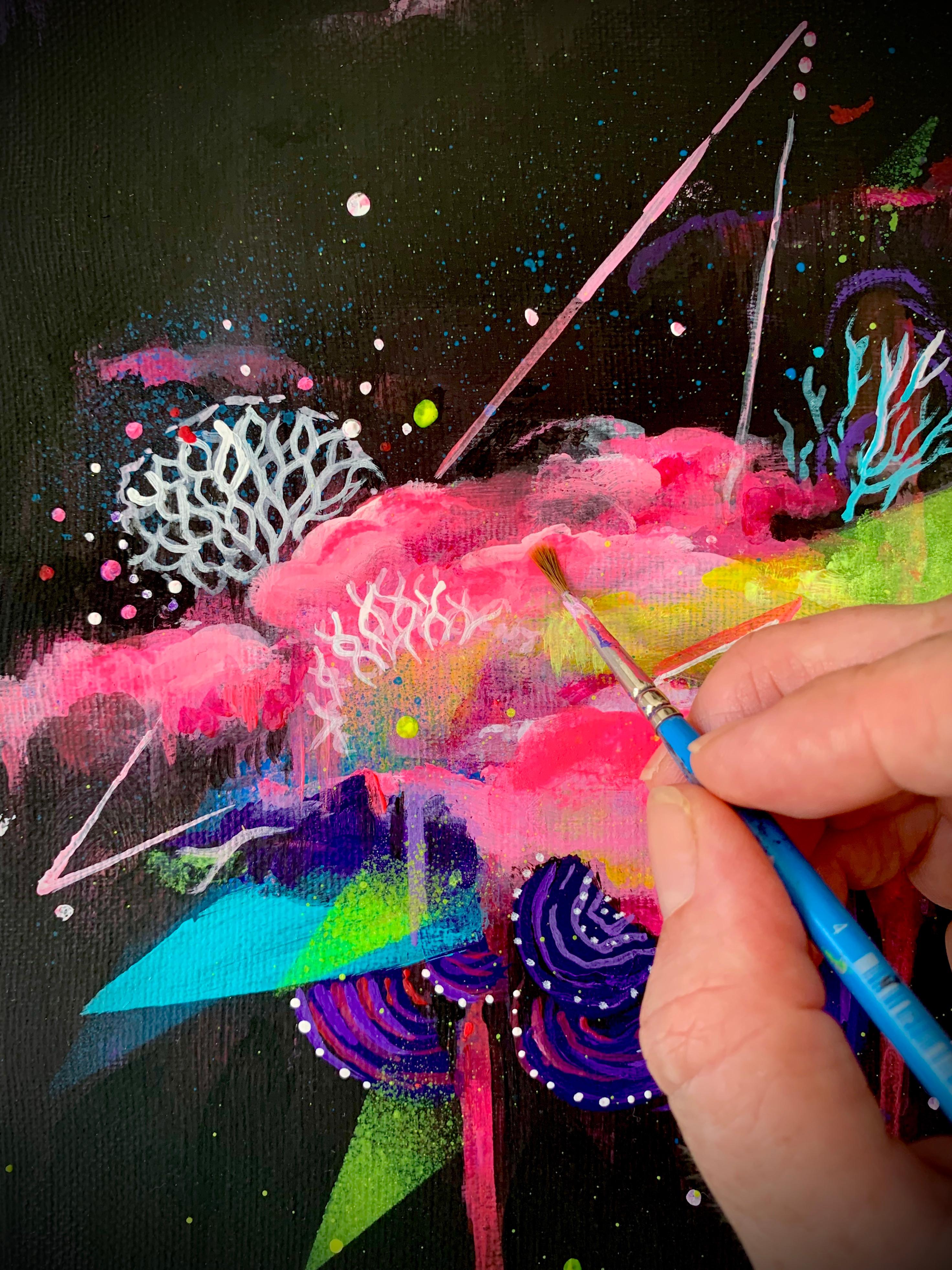 Cosmic Art Session