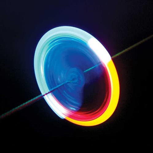 LIGHT SPINNER - stocking filler