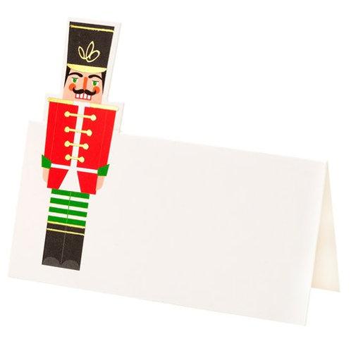 NUTCRACKER SOLDIER PLACE CARDS