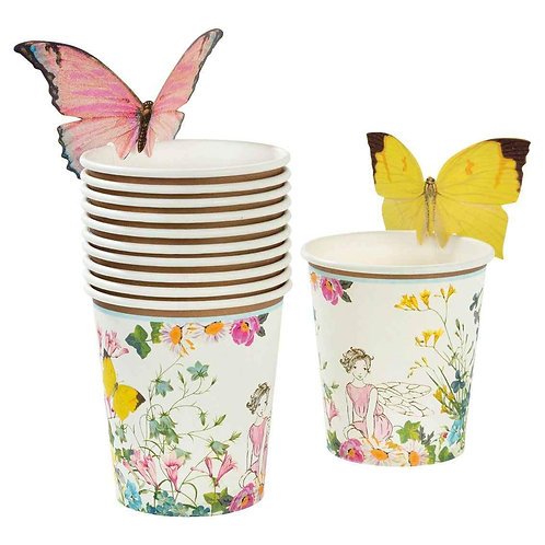 TRULY FAIRY BUTTERFLY CUPS