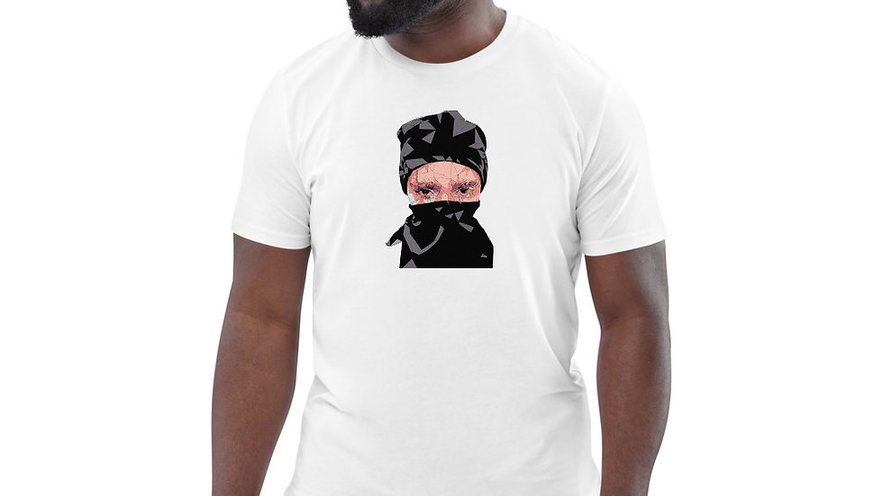 arTully - Polly Men's Organic Cotton T-Shirt