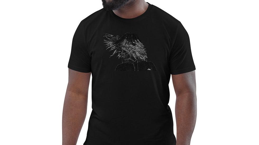 arTully - Flow Men's Organic Cotton T-Shirt
