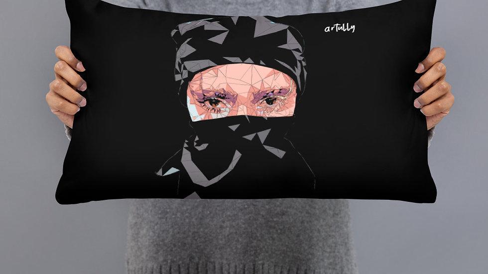 arTully - Evita Polly Style Pillow