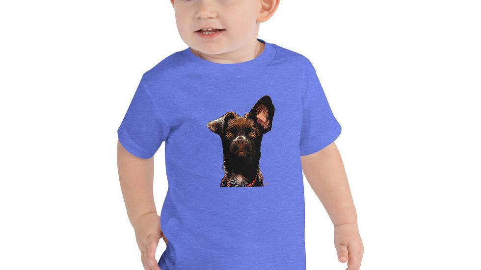 arTully - Rio the Rescue Dog - Toddler Short Sleeve Tee