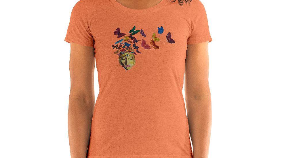 arTully - Freedom Women's Short Sleeve t-shirt