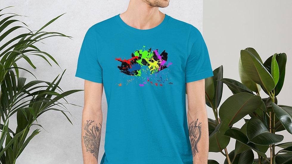 arTully - Splatter Men's Short-Sleeve T-Shirt