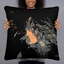 arTully - Messy Stylish Pillow