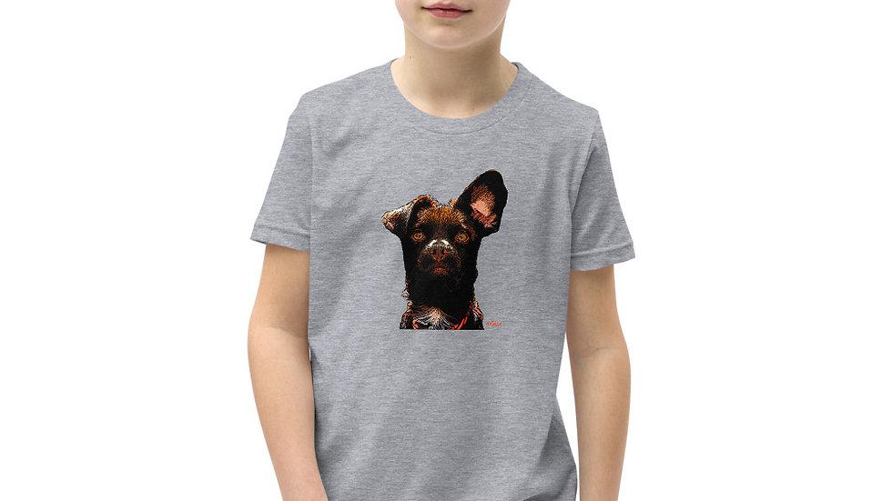 arTully - Rio the Rescue Dog - Boy's Short Sleeve T-Shirt copy