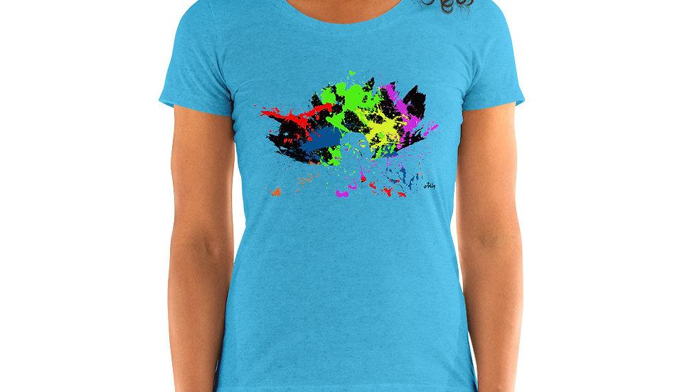 arTully - Splatter Women's Short Sleeve t-shirt