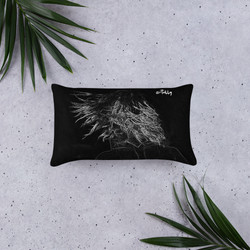 Flow Style Pillow
