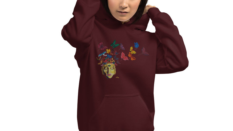 arTully - Freedom Woman's Hoodie